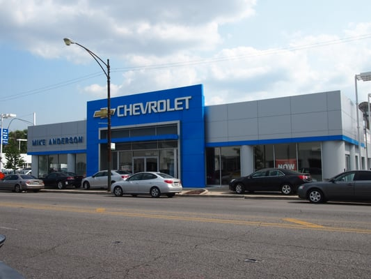 mike anderson chevrolet of chicago car dealers chicago il yelp. Black Bedroom Furniture Sets. Home Design Ideas