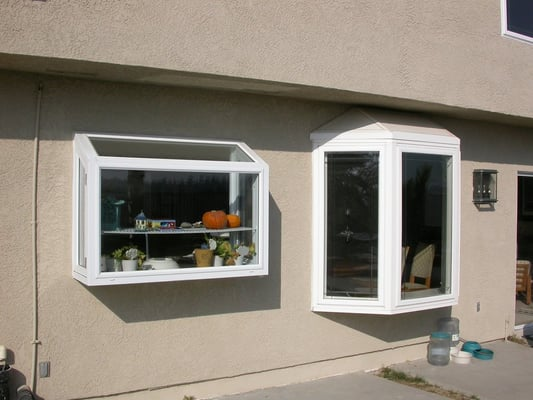 Replaces Alum Windows And Replaced Windows With Vinyl Dual
