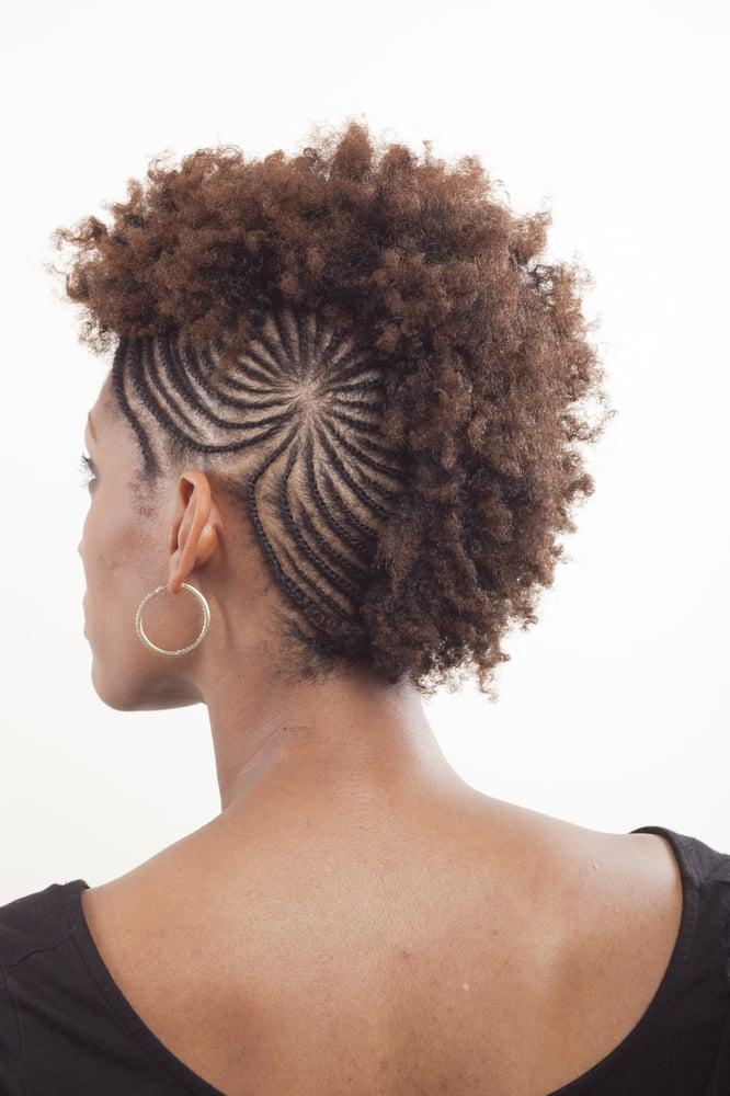 flat twist mohawk hairstyles - photo #20