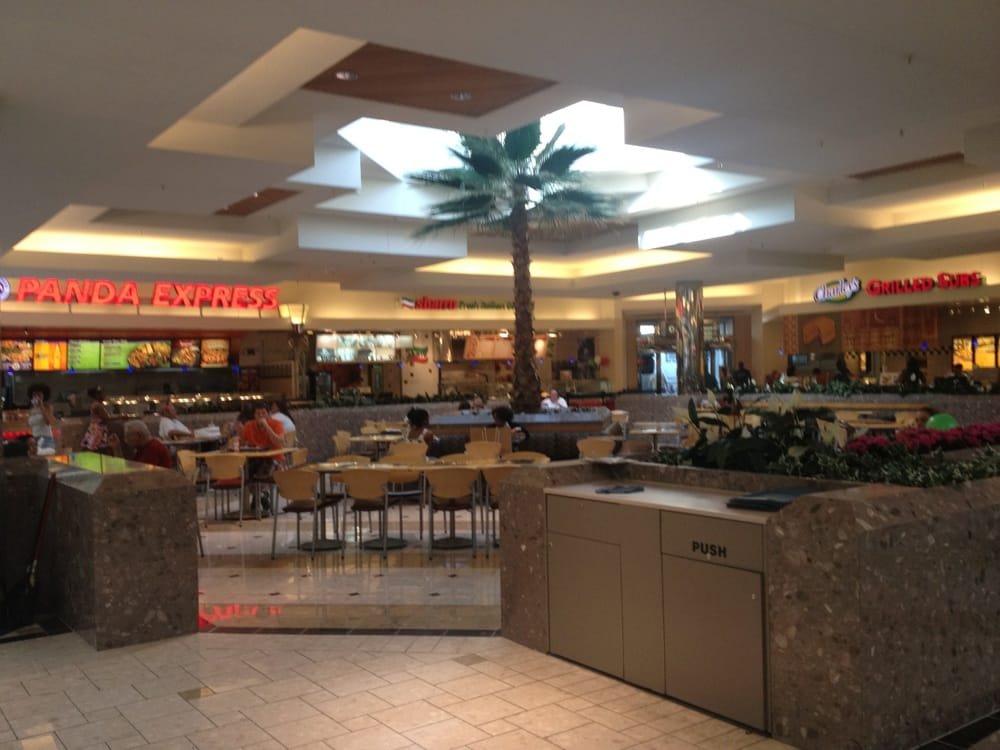 Norfolk Va Mall Food Court