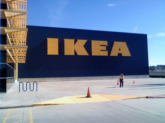 ikea furniture stores spring branch houston tx reviews photos yelp. Black Bedroom Furniture Sets. Home Design Ideas