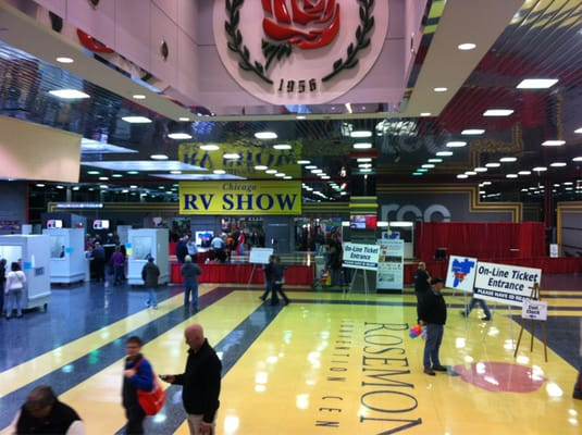 Motorcycle Stores Near Me >> Donald E Stephens Convention Center - Stadiums & Arenas - Rosemont, IL - Yelp