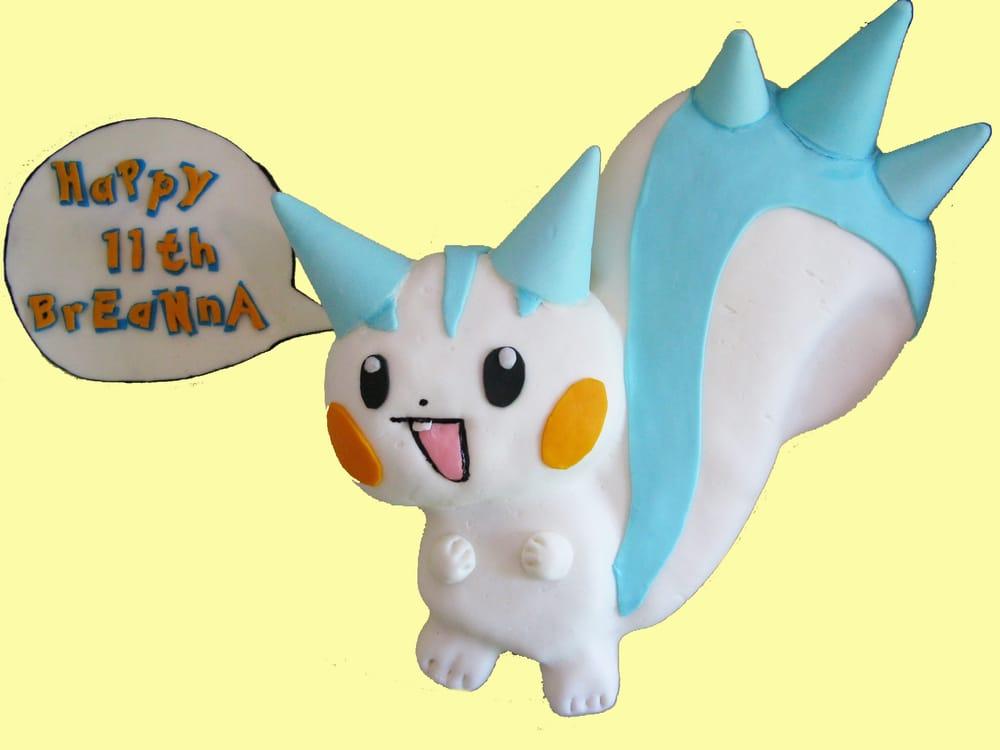 Pokemon Pachirisu Birthday Cake Yelp
