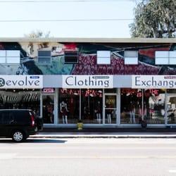 Revolve Exchange logo