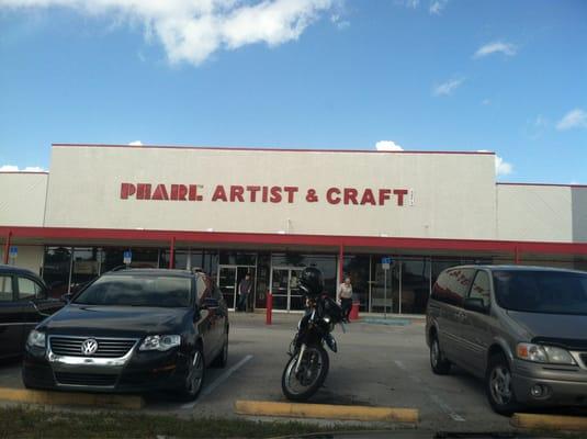 Pearl Artist Craft Supply Corp