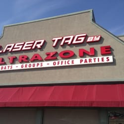 Ultrazone Laser Tag Arcades Madison Wi Reviews