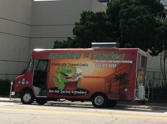 Food Trucks Near Boca Raton