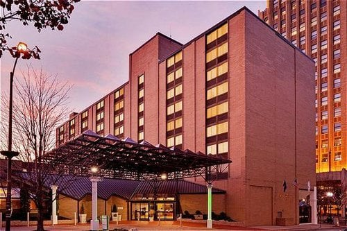 Holiday Inn Allentown Center City - Allentown, PA | Yelp