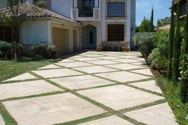 Davis driveways inc ddi pours concrete driveways for