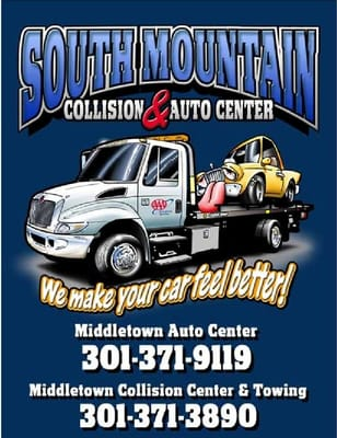 Automotive Shops Near Me >> South Mountain Collision & Auto Center - Middletown, MD - Yelp
