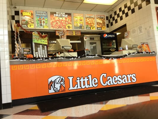 Little Caesars Pizza Menu and Price