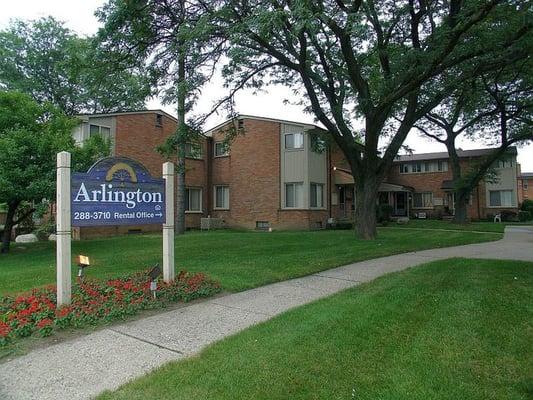 Arlington Townhomes And Apartments Royal Oak Mi