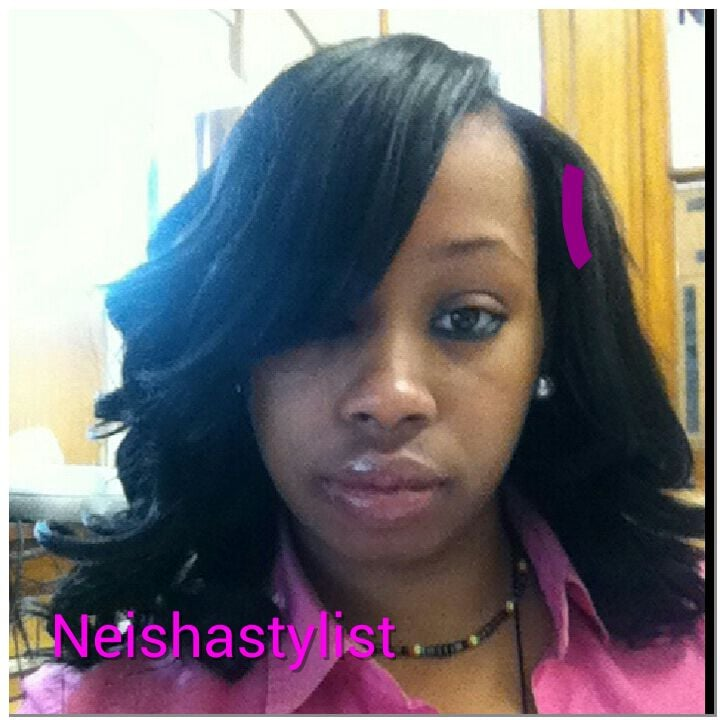 Side Part Weave By Neishastylist Yelp