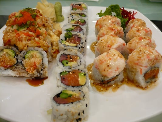 Sushi Restaurants Northridge Ca