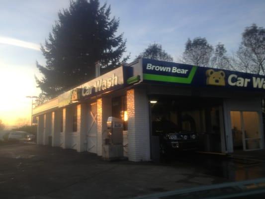 Brown Bear Car Wash - Car Wash - Bellevue, WA - Yelp