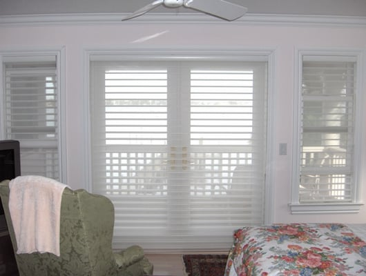 Hunter Douglas Silhouette Shades For French Doors