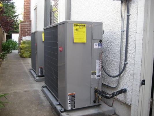 Bryant Slim Line R410a A C Unit Installed In San Jose Yelp