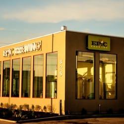 Epic Brewing Company logo