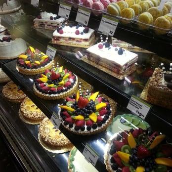 Whole Foods San Mateo Cakes