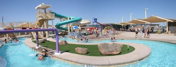 Mesquite Groves Aquatic Center Swimming Pools Chandler