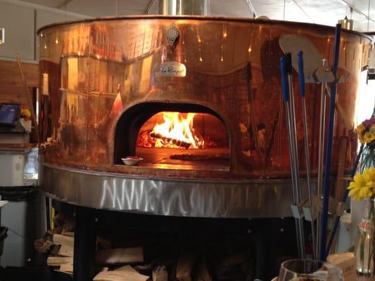 Massive Copper Pizza Oven Yelp