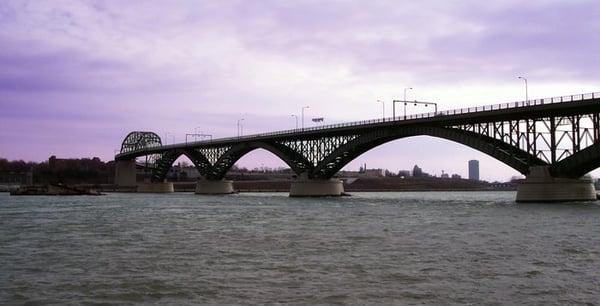 Peace Bridge Tolls