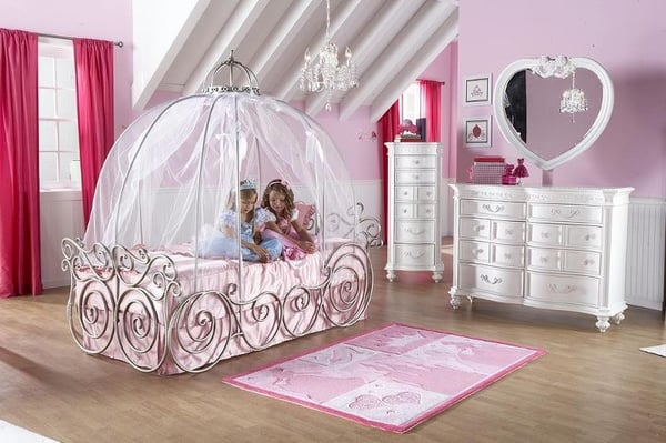 Disney Princess Collection Bedroom Set Now Available At