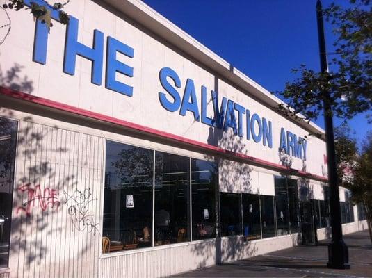 salvation army diego san