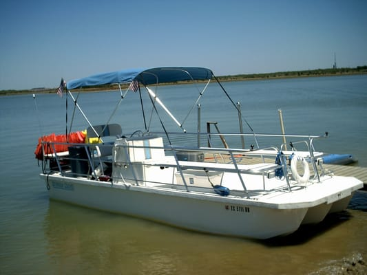 Yact: Here Pontoon boat rentals near me
