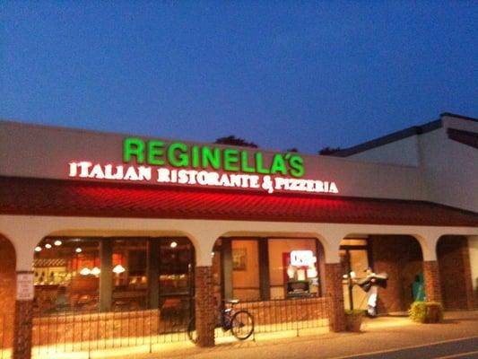 Big Italian Restaurants Near Me: Reginella's Italian Ristorante & Pizzeria