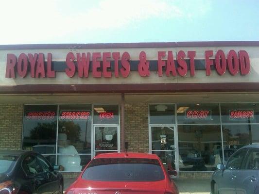 Fast Food Restaurants Richardson Tx