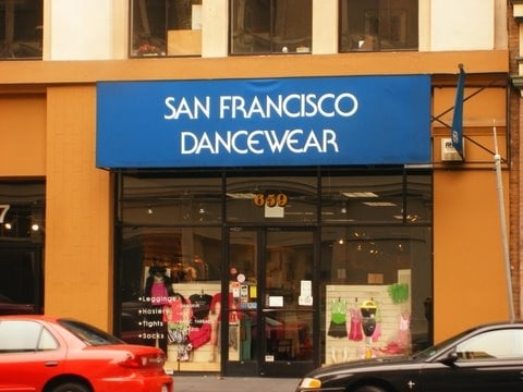 San Francisco Dancewear Sports Wear Financial District