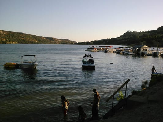 Lake Tulloch Rv Campgrounds Amp Marina Boating Oakdale