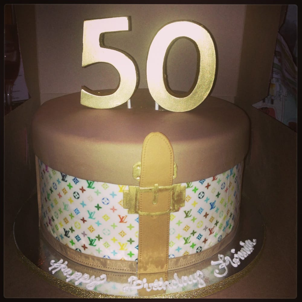 Walmart 50th Birthday Cake Ideas And Designs