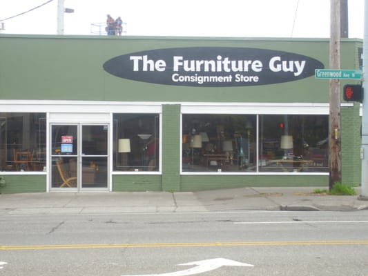 The Furniture Guy Consignment Furniture Stores