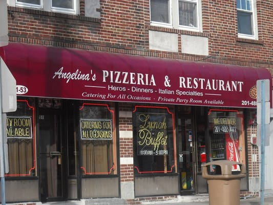 Angelina S Pizza Restaurant Hackensack Nj