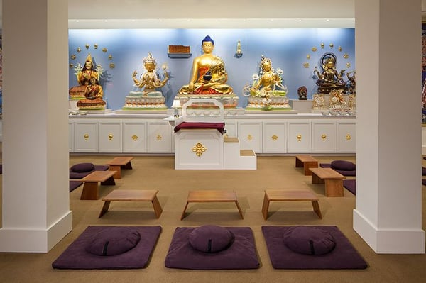 Kadampa Meditation Center - Buddhist Temples - Chelsea ...