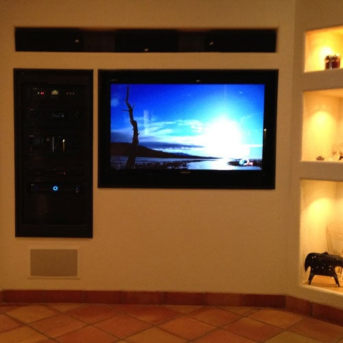 Flush Mount Tv And Components Yelp
