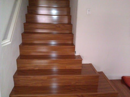 Laminate Stairs Yelp