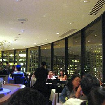 Hyatt Rotating Restaurant In San Francisco